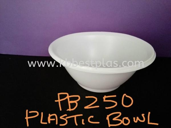PP250 Platic Bowl Disposable Plastic Product Penang, Malaysia, Perak, Kepala Batas Supplier, Suppliers, Supply, Supplies | KB BestPlas Enterprise