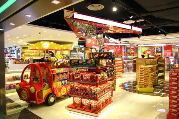 NESTLE Gondola @ Langkawi International Airport, Kedah Wallbay / Gondola Kuala Lumpur (KL), Malaysia, Selangor Design, Service | Thinkers Strategy Sdn Bhd