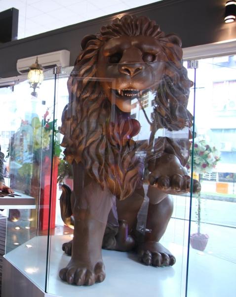 Vezzodor lion mockup Mockup Kuala Lumpur (KL), Malaysia, Selangor Design, Service | Thinkers Strategy Sdn Bhd