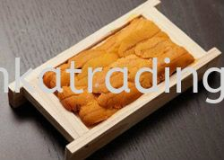 AU0001-4 Fresh Uni (Kibako) 100gm 新鲜海胆 Fresh Seafoods   Supplier, Suppliers, Supply, Supplies | Xenka Trading (M) Sdn Bhd
