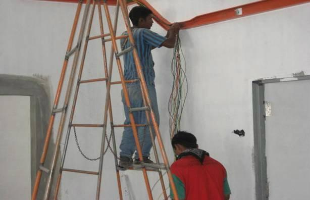 Electricity Work Selangor, Malaysia, Kuala Lumpur (KL), Klang Services, Work, Renovation | GE Design & Build