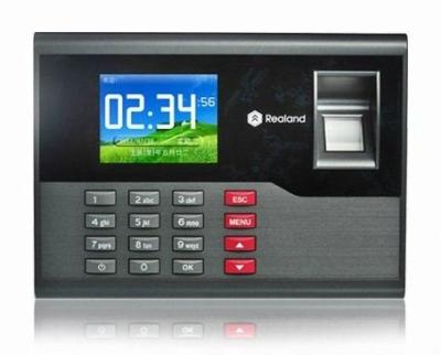 Fingerprint Time Attendance Punch Card TCP/IP (AC121)