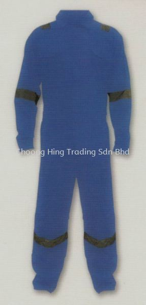 Coverall Light Blue Coverall Malaysia, Kuala Lumpur (KL), Selangor Supplier, Supply, Manufacturer   Choong Hing Trading Sdn Bhd