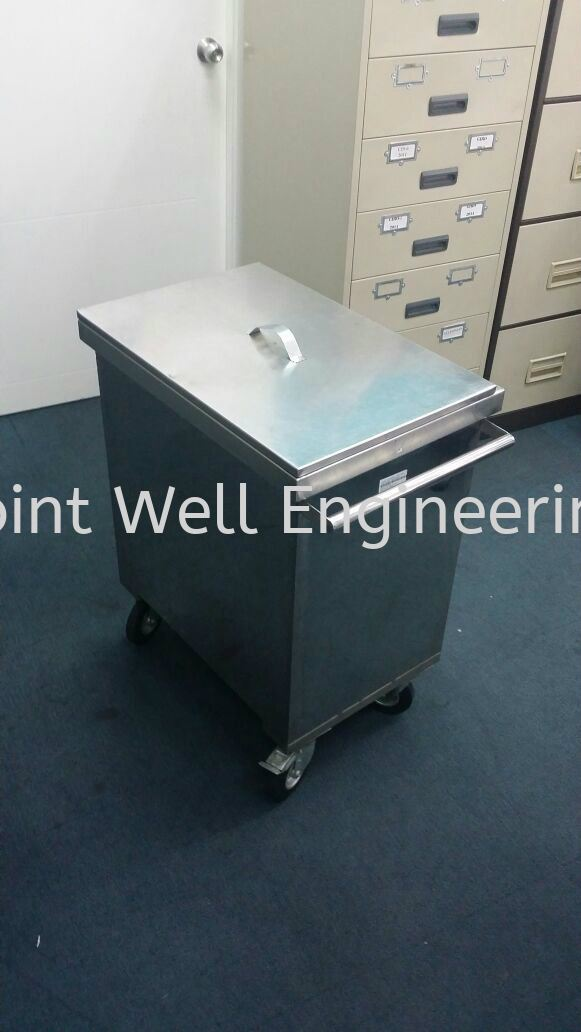 Steel Trolley Rack And Cabinet Others Product  Johor Bahru (JB), Johor Installation, Supplier, Supplies, Supply | Joint Well Engineering