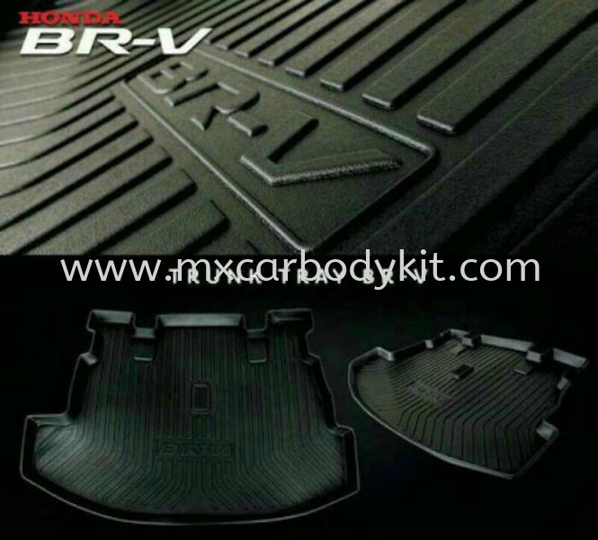 HONDA BR-V CARGO TRAY BOOTH TRAY / CARGO TRAY ACCESSORIES AND AUTO PARTS Johor, Malaysia, Johor Bahru (JB), Masai. Supplier, Suppliers, Supply, Supplies | MX Car Body Kit
