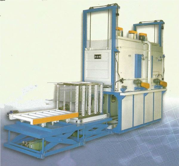 Optical Glass Heating Furnace Optical Glass Heating Furnace Heat Treatment Furnace Selangor, Kuala Lumpur (KL), Puchong, Malaysia Supplier, Suppliers, Supply, Supplies | Young Jou Machinery Sdn Bhd