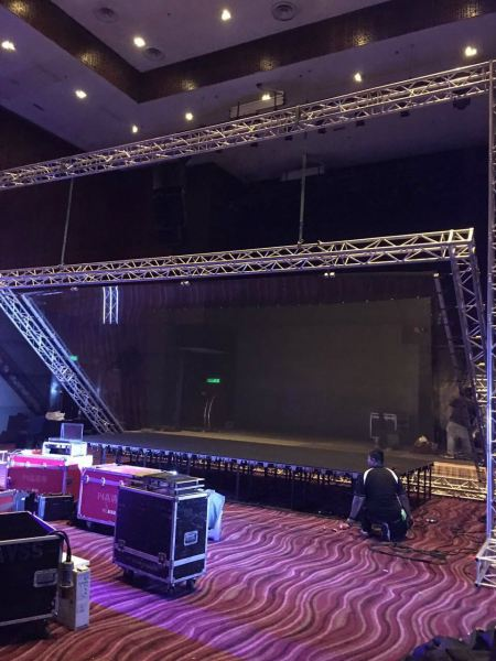 Stage Gallery Design 3D Holographic Puchong, Selangor, Kuala Lumpur (KL), Malaysia. Supplier, Supplies, Manufacturer, Maker   Arancia Asia Sdn Bhd