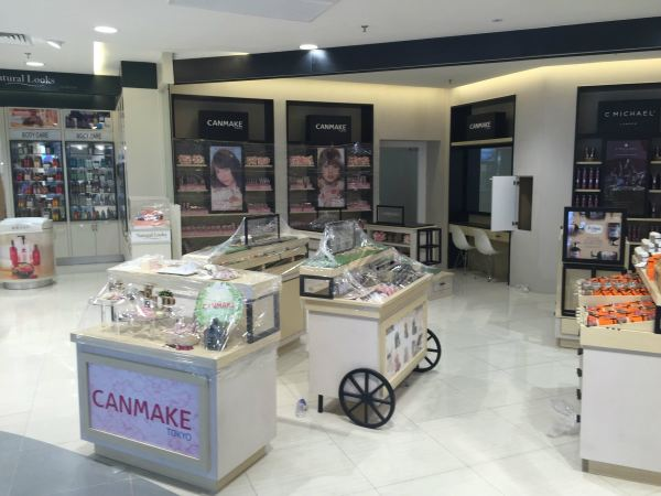 Canmake Outlet Renovation At Mid Valley Shopping Mall Shopping Renovation  Selangor, Malaysia, Kuala Lumpur (KL), Seri Kembangan Service, Design, Renovation | Comston Sdn Bhd