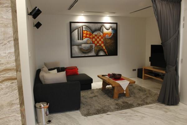 Living Room Renovation Selangor, Malaysia, Kuala Lumpur (KL), Seri Kembangan Service, Design, Renovation | Comston Sdn Bhd