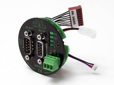 RS232/RS485 and Pulse/Direction Module MAC00-B1 control module  JVL stepper motor  Johor Bahru, JB, Malaysia Supply Supplier | Jimusho Triangle Automation