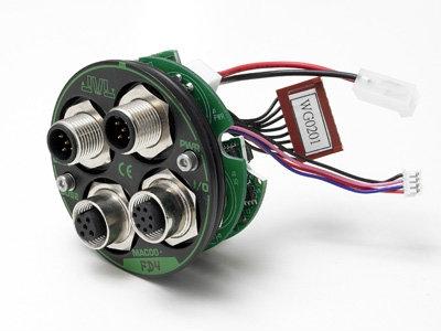 DeviceNet Module MAC00-FD4 control module  JVL stepper motor  Johor Bahru, JB, Malaysia Supply Supplier | Jimusho Triangle Automation