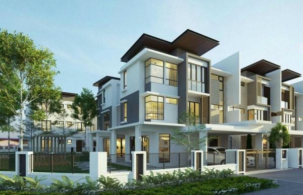 Perumahan 50 Unit, Alam Nusantara (Setia Alam)  Housing Selangor, Malaysia, Kuala Lumpur (KL), Shah Alam Developer, Contractor | Asal Bina Sdn Bhd