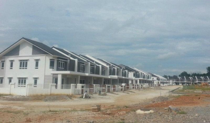 Perumahan 162 Unit Kota Puteri Housing Selangor, Malaysia, Kuala Lumpur (KL), Shah Alam Developer, Contractor   Asal Bina Sdn Bhd