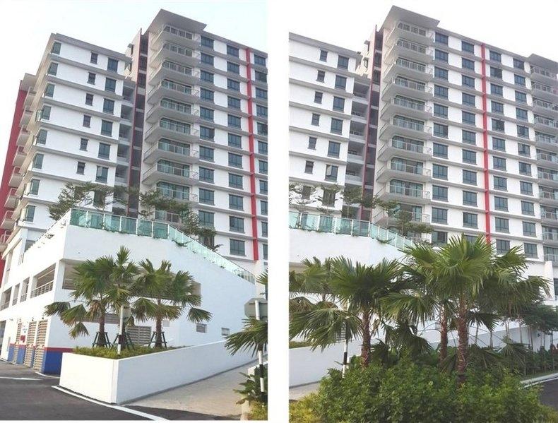 60 Unit Pangsapuri Mewah, di Seksyen 18, Shah Alam Condominiums, Service Apartments, High Cost Apartment Selangor, Malaysia, Kuala Lumpur (KL), Shah Alam Developer, Contractor   Asal Bina Sdn Bhd