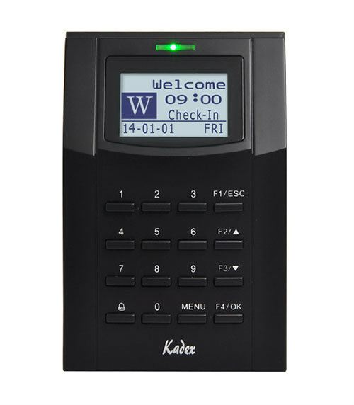 Kadex (Master) Time Attendance and Door Access Card and Password Verification FingerTec Hardware Johor Bahru (JB), Malaysia Supplier, Supply, Supplies, Installation | NewVision Systems & Resources Sdn Bhd
