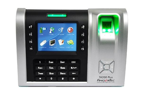 TA200 Plus Time Attendance Fingerprint Verification FingerTec Hardware Johor Bahru (JB), Malaysia Supplier, Supply, Supplies, Installation   NewVision Systems & Resources Sdn Bhd