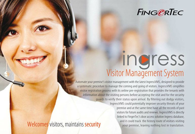 Ingress VMS Software & SDK Johor Bahru (JB), Malaysia Supplier, Supply, Supplies, Installation | NewVision Systems & Resources Sdn Bhd