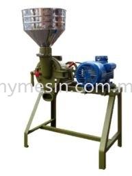 Soya Bean & Chilli Grinder   Soyabean Processing Machine  Food Machine Shah Alam, Selangor, Malaysia. Supply, Suppliers, Supplier, Distributor | Mymesin Machinery & Hardware Sdn Bhd