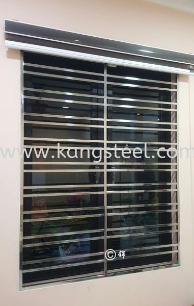 W016 Window Johor Bahru, JB, Skudai Design, Installation, Supply   Kang Steel Engineering Sdn Bhd