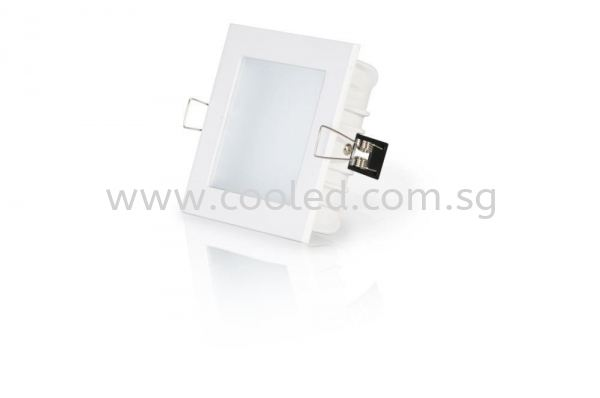 12W Recessed Downlight Square SQUARE DOWNLIGHT Singapore Supplier, Suppliers, Supply, Supplies | COOLED SINGAPORE PTE LTD