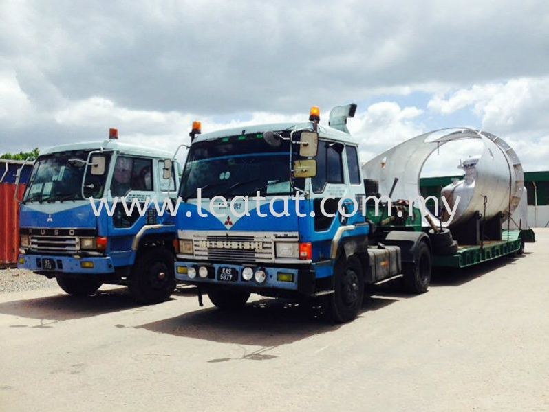 Heavy Truck Heavy Truck Malaysia, Penang, Butterworth Services, Supplier, Supply, Supplies   Leatat Heavy Transport Agency Sdn Bhd