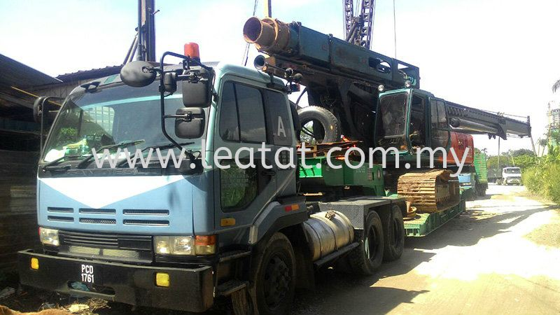 Low Loader Low Loader Malaysia, Penang, Butterworth Services, Supplier, Supply, Supplies | Leatat Heavy Transport Agency Sdn Bhd