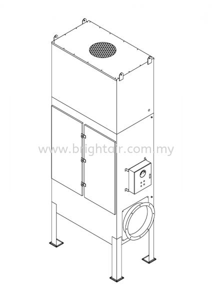 Portable Oil Mist Collector Oil Mist Collectors Penang, Malaysia, Butterworth Supplier, Suppliers, Supply, Supplies | BrightAir Engineering Sdn Bhd