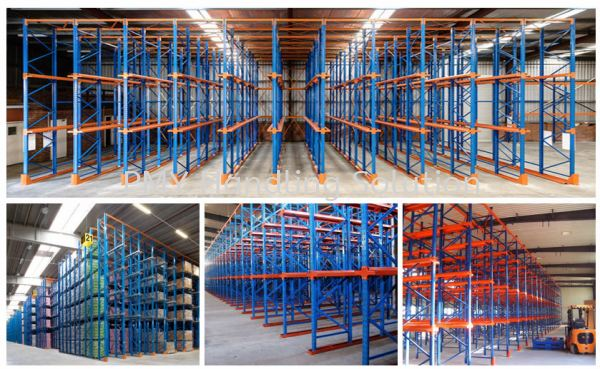 Pallet Racking System Pallet Racking System Racking System Selangor, Kuala Lumpur, KL, Malaysia. Supplier, Suppliers, Supply, Supplies | PMY Handling Solution