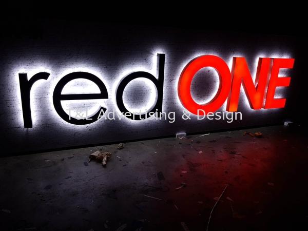 LED 3D Signage Johor Bahru (JB), Malaysia, Skudai Supplier, Supply, Design, Install | T & L Advertising & Design