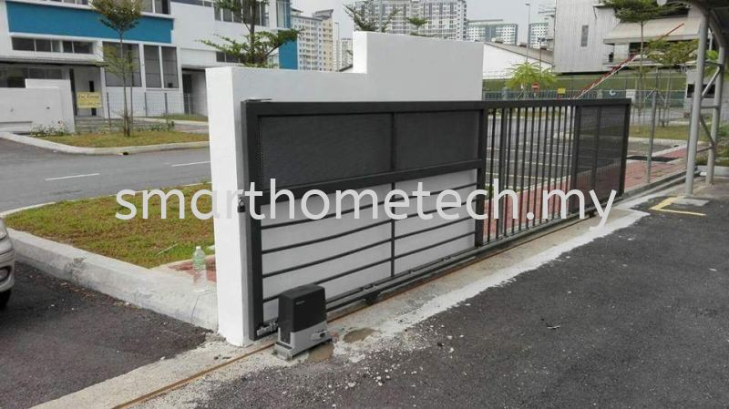 BENINCA BULL8M   AC MOTOR Auto Gate Melaka, Malaysia Supplier, Supply, Supplies, Installation | SmartHome Technology Solution