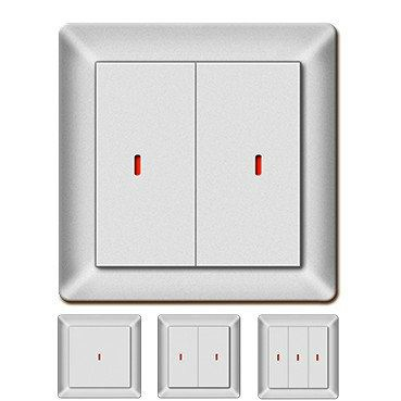 Mechanical Push Buttons Smart Home / Building Modules Johor Bahru (JB), Malaysia, China System, Service | Shield Technologies Product Sdn Bhd