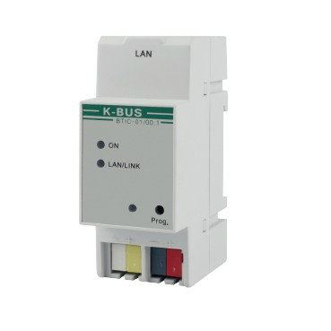 IP to KNX Converter ( BTIC-01/00.1) Smart Home / Building Modules Johor Bahru (JB), Malaysia, China System, Service | Shield Technologies Product Sdn Bhd