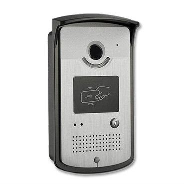 Outdoor Station (T-OS01) Smart Video Phone System Johor Bahru (JB), Malaysia, China System, Service | Shield Technologies Product Sdn Bhd