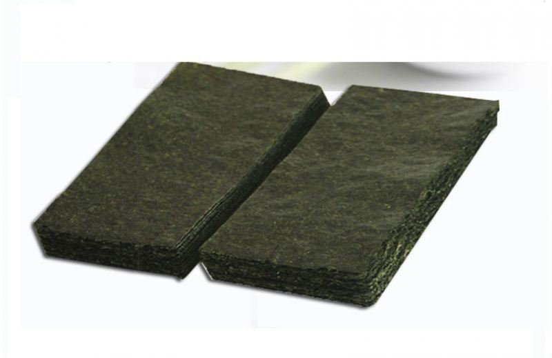 Roasted Seaweed 1/2 Cut - For Hand Roll Sushi Dry Items Singapore Supplier, Distributor, Importer, Exporter | Arco Marketing Pte Ltd