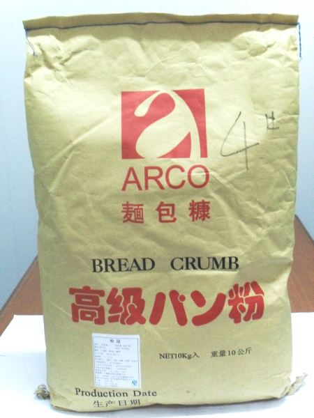 Bread Crumb / Panko (Dry) Dry Products Singapore Supplier, Distributor, Importer, Exporter   Arco Marketing Pte Ltd