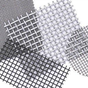 Plain Weave/ Woven Wire Mesh Wire Mesh  Metal Products  Selangor, Malaysia, Kuala Lumpur (KL), Petaling Jaya (PJ) Supplier, Suppliers, Supply, Supplies | Pumpline (KL) Sdn Bhd