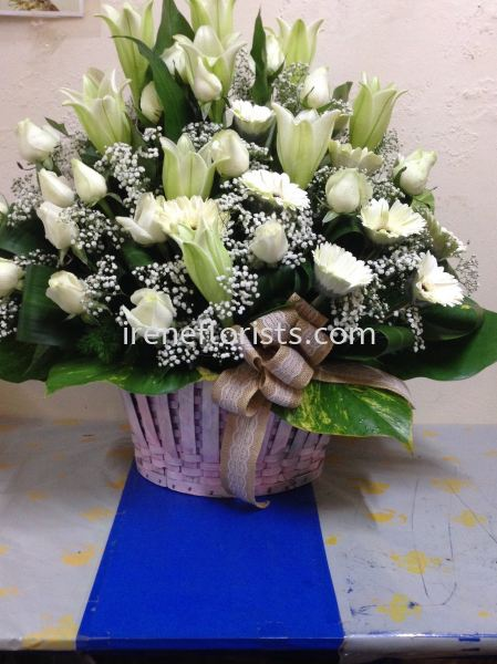 TA 011 Table Arrangement Taiping, Perak, Malaysia. Suppliers, Supplies, Supplier, Supply   Irene's Florists De Beaute