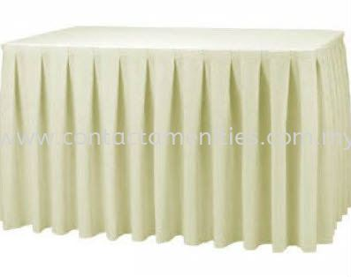 Table Skirting Table Cloth F and B Linens Johor Bahru (JB), Malaysia, Sarawak, Perak, Iskandar Puteri, Menglembu, Kuching Supplier, Supplies, Distributor, One Stop, Provider | Contact Amenities & Hotel Supplies