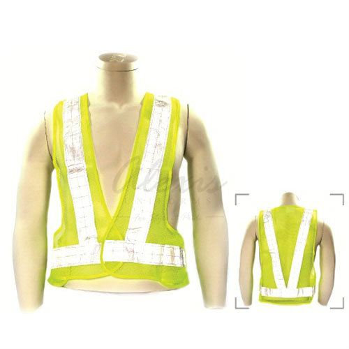 Safety Vest - SV60 Safety Vest Puchong, Selangor, Kuala Lumpur (KL), Malaysia Supplier, Suppliers, Supply, Supplies | Alexis Uniform Sdn Bhd