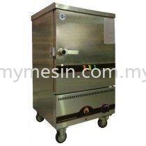 (Gas) Steamer