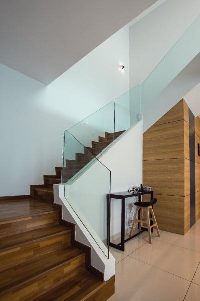 Staircase Area Design Johor Bahru, JB, Kulai, Johor. Service, Design, Renovation | Eleven Interior Design & Renovation Sdn Bhd