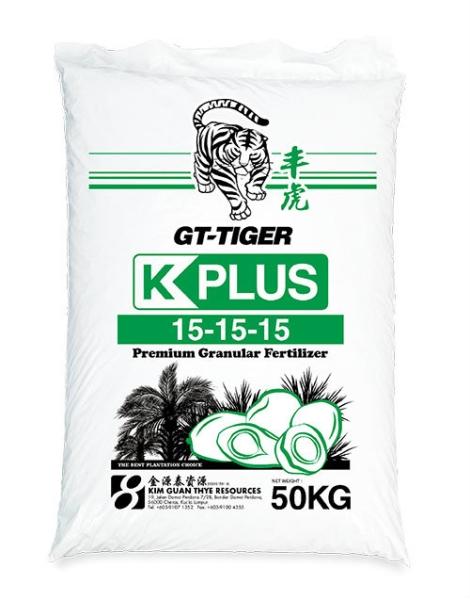 K-Plus 15-15-15 Oil Palm Fertilizers Fertilizers Malaysia, Kuala Lumpur (KL), Selangor, Cheras Supplier, Suppliers, Supply, Supplies   FERLAB SDN BHD