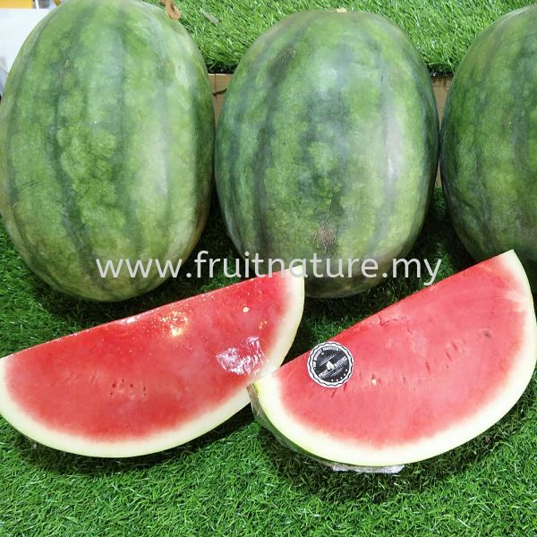 Watermelon Red Local (+/-5kg) order by pcs Melons Fruits Malaysia, Johor Bahru (JB), Johor Supplier, Supply, Supplies, Importer | Greenrich Food Trading