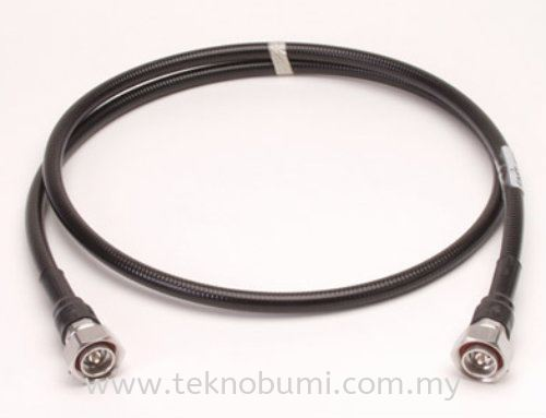RF Coaxial Jumper Cable Customized Jumper Cable Jumper Cable & Patch Cord Telecommunication Selangor, Malaysia, Kuala Lumpur (KL), Sepang Supplier, Suppliers, Supply, Supplies | Tekno Bumi Sdn Bhd