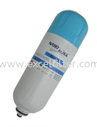 BIO NANO AURA FILTER D In Line Cartridge Filter Replacement Filters Selangor, Malaysia, Kuala Lumpur (KL), Cheras Supplier, Suppliers, Supply, Supplies | Excel Filter Sdn Bhd