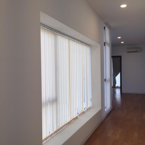 Vertical Blind JB, Johor Bahru Design, Install, Supply | Babylon Curtain Design