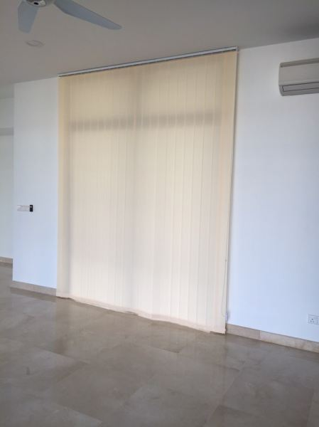 Vertical Blind JB, Johor Bahru Design, Install, Supply | Babylon Curtain Design