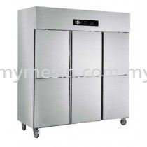 Upright Refrigerator (S/Steel)
