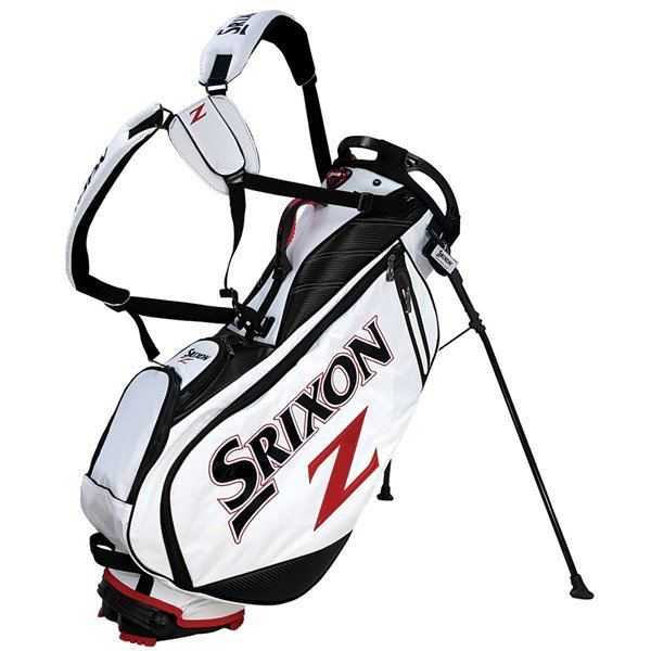 Srixon Tour Stand Bag 2017 White