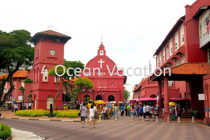 Malacca 1 Day Trip Kuala Lumpur (KL), Malaysia, Selangor Tour, Package, Travel, Services | Four Ocean Vacation Sdn Bhd